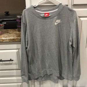Nike used sweatshirt size XL in great condition